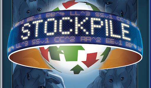 アプリ版『ストックパイル (Stock Pile)』のベーター版がGenCon 2018で公開!