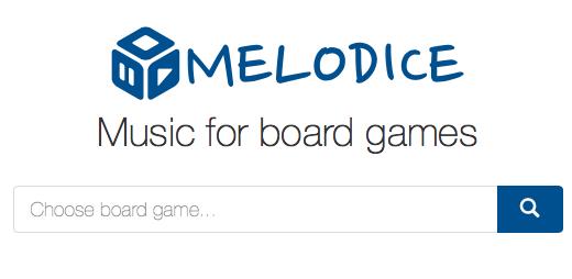 ボードゲームBGMを探すなら「Melodice」はいかが?