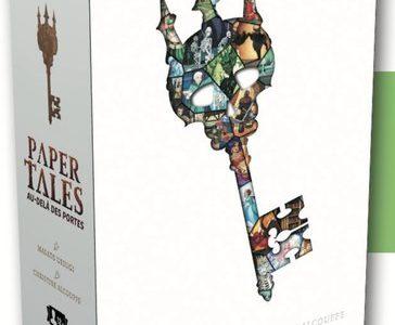 ペーパーテイルズ拡張『PaperTales Beyond the Gate』日本語版が12月発売決定!