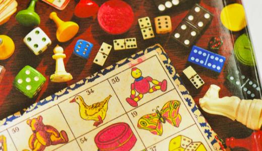 来年の手帳はこれで決まり!ボードゲームが散りばめられている手帳が可愛すぎる。