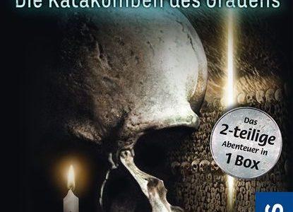 SPIEL2018にてEXIT 脱出:ザ・ゲームの最新作「EXIT -Das Spiel -Die Katakomben des Grauens」発売!