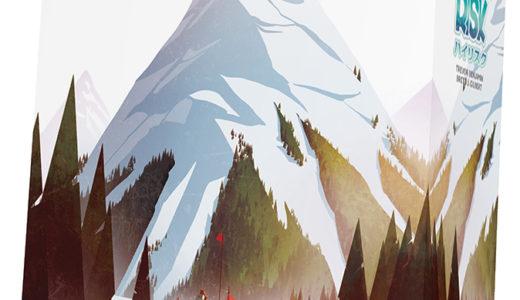 登山がテーマのダイスゲーム!『ハイリスク 日本語版』3月下旬発売!
