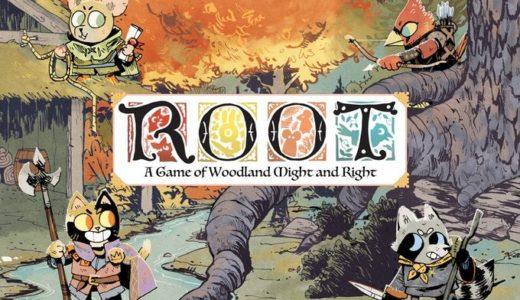 ギークなボードゲーマーが選ぶゲーム賞「Golden Geek Award 2018」受賞作発表!大賞は『Root』!!