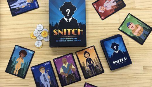 JELLY JELLY GAMESの新作「スニッチ」が発売決定