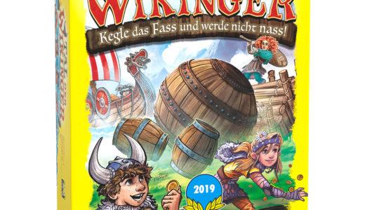 ドイツ年間ゲーム大賞2019 キッズ部門『Tal der Wikinger』が大賞を受賞!!