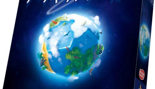 マグネットタイルをくっつけて自分だけの惑星を完成させるタイル配置ゲーム!『プラネット・メーカー 完全日本語版』6月20日発売!!
