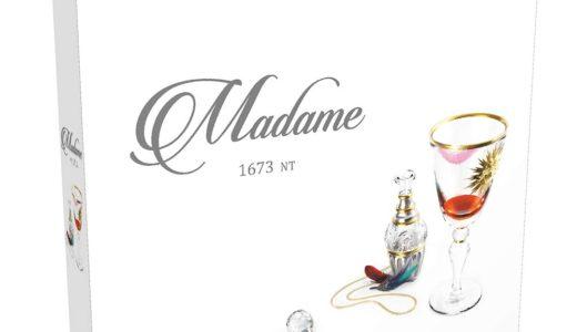 17世紀のフランス・ヴェルサイユで偉人の痕跡を集める追加シナリオ!『T.I.M.E ストーリーズ:マダム 日本語版』発売!!