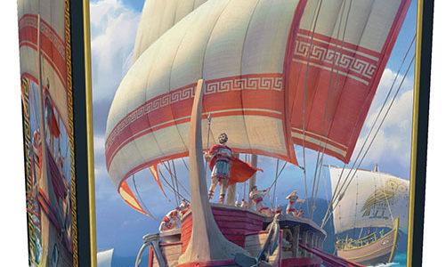 文明発展ゲーム「世界の七不思議」に海を舞台にした拡張セットが登場!『世界の七不思議:艦隊 日本語版』9月4日発売!!