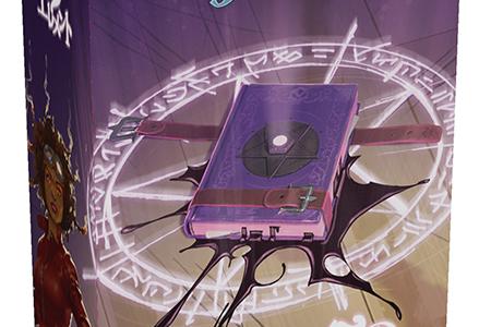 魔道書を封印す協力ゲームに新たなエレメントが追加に!『大いなる狂気の書:第5のエレメント 日本語版』発売
