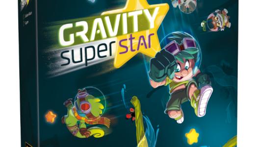 重力を操り、貴重な星のかけらを集めろ!『グラビティスーパースター 日本語版』発売!!