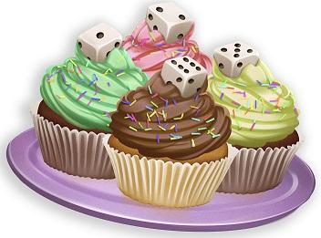 街一番のカップケーキ屋さんを決めるための熾烈な調理競争!『カップケーキ・エンパイア 完全日本語版』発売!!