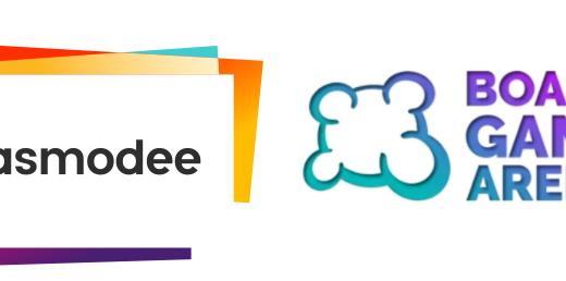 Asmodeeが250種類以上のボードゲームが遊べるオンラインボードゲームサイト「Board Game Arena」を買収!!
