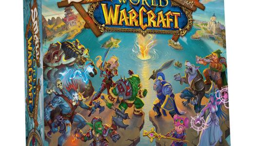 『World of Warcraft』の世界で16の種族が繰り広げる領土争い!『スモールワールド・オブ・ウォークラフト 日本語版』3月上旬発売!!
