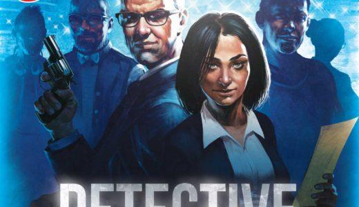 『ディテクティヴ:シーズン1 完全日本語版』|アメリカ特務捜査機関の捜査官となり、事件を解決する協力ゲーム!