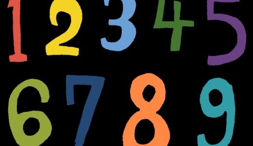 ボードゲームのタイトルを1からカウントアップ。いくつまで数えられるか大検証